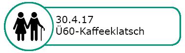 3 Ü60-Kaffeeklatsch